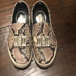 Michael Kors embellished sneakers